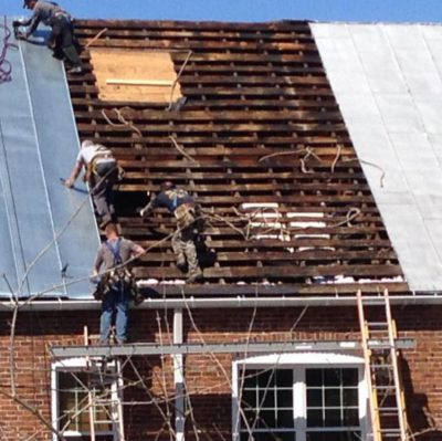 Roofing services in Winchester VA